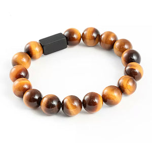 Bracelet Homme « Tiger Eye » | Bijoux d'exception | Paris