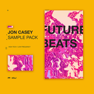 Jon Casey - Future Beats - Sample Pack
