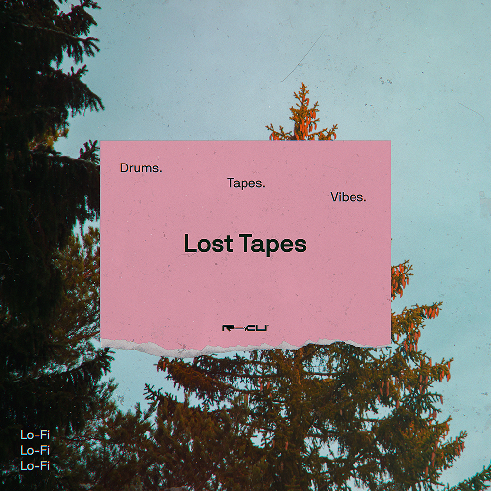 Lost Tapes 001 - Sample Pack