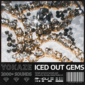 Yokaze - Iced Out Gems - Sample Pack