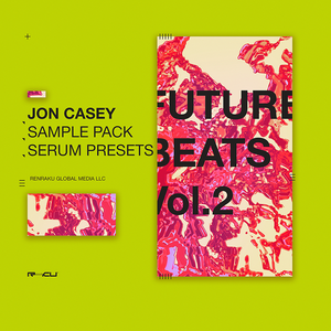 Jon Casey - Future Beats Volume 2 - Sample Pack