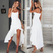 Robe Vintage SUMMER Minute Mode Blanc L