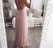 Robe Longue Effet Voile Minute Mode