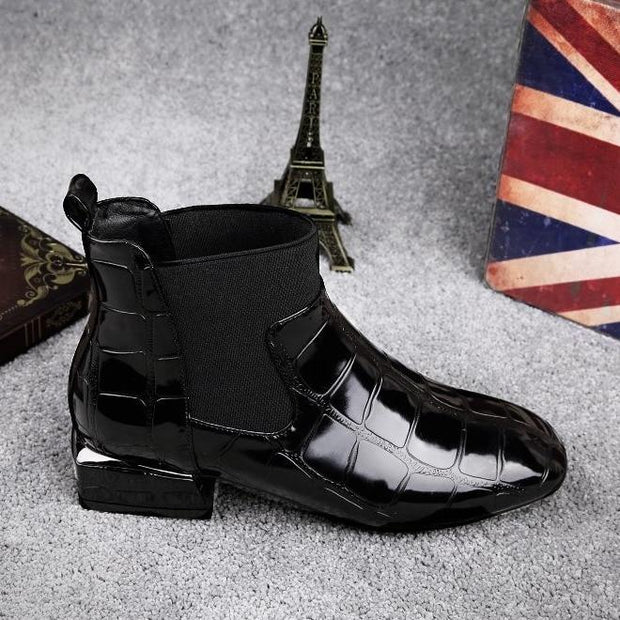 Bottines Tendances 2019 Minute Mode