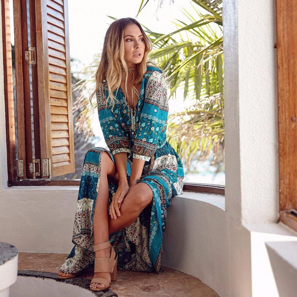 product image 653996926 grande Robe Longue Style Hippie
