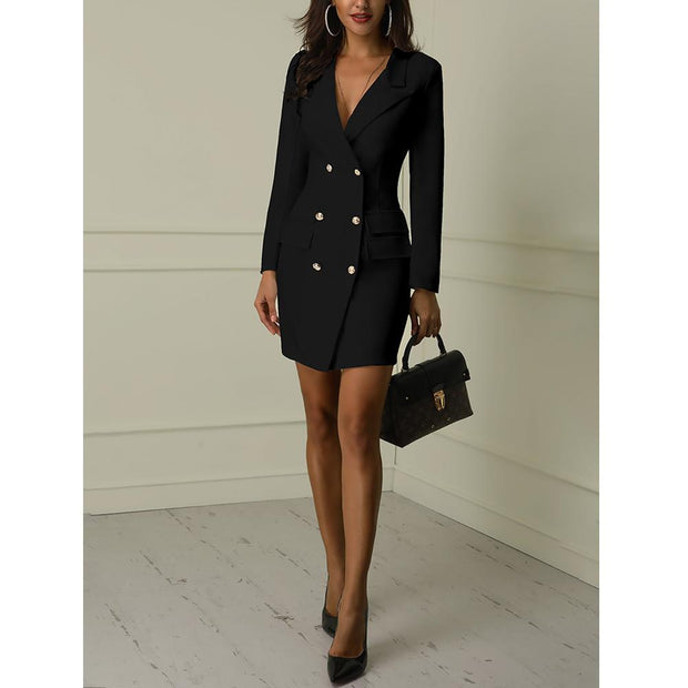 Robe Tailleur Tendance Minute Mode