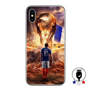 coque france 2 etoiles iphone 7