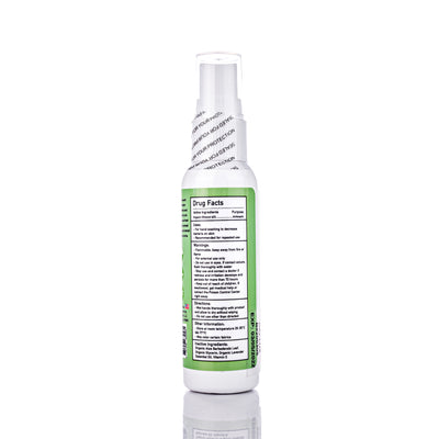 Organic Hand Sanitizer | Aloe Vera | 62% Alcohol