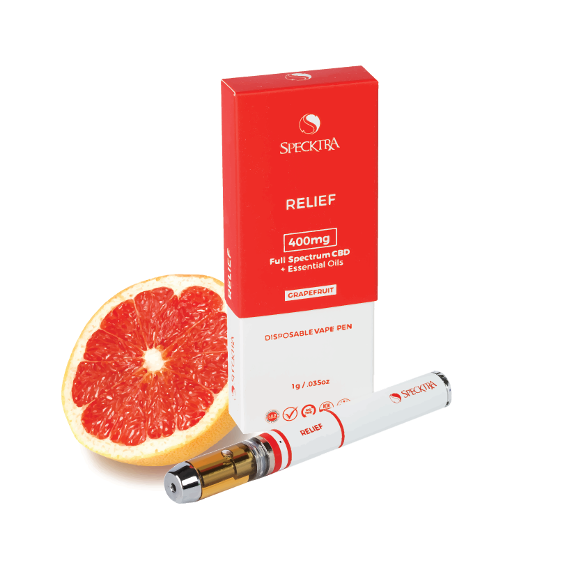 Vape | Relief | 400mg CBD