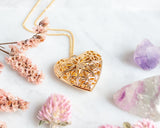 Heart Locket by Miandu