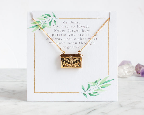 Envelope Locket