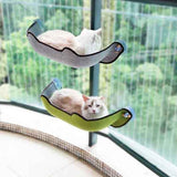 Cat Hammock - Window Pod Lounger