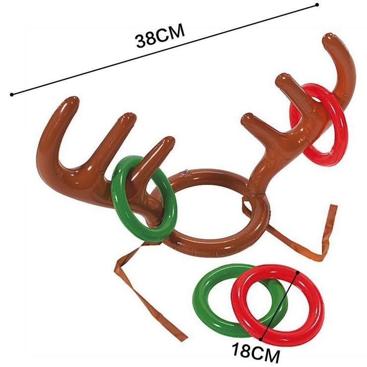 Reindeer Ring Toss Game