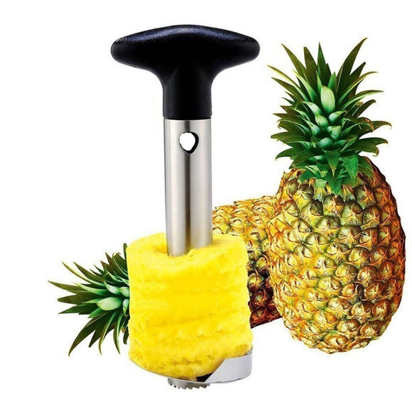Stainless Steel Instant Pineapple Cutter