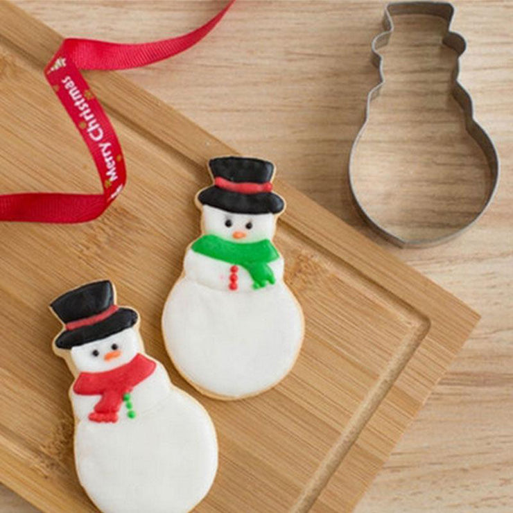 Christmas Themed Cookie Cutters