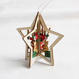 Christmas Hanging Tree Ornaments