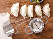 Stainless Steel Dumpling Mould Set