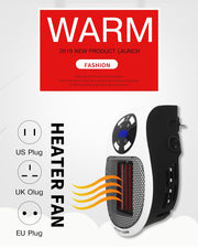 Portable Electric Heater (Buy 2 Get 3)