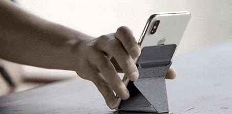 Invisible Phone Stand
