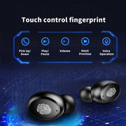 Strongest True Touch Control Wireless Earbuds