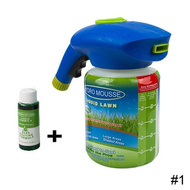 Green Grass Lawn Spray (1&5 bottle)