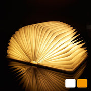 Foldable Book Lamp