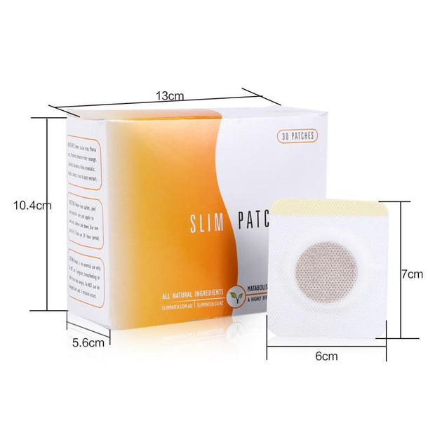 Magnetic Abdominal Slimming Patch