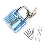 Lock-Pick Education Set