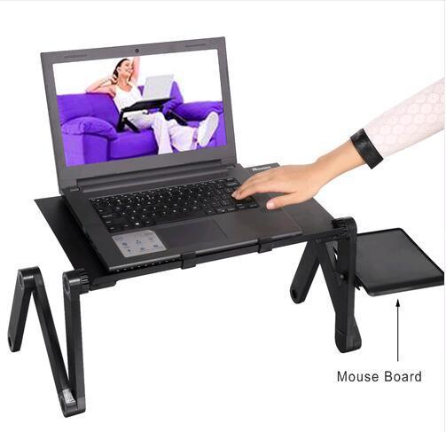 Laptop Holder Standing Desk Converter