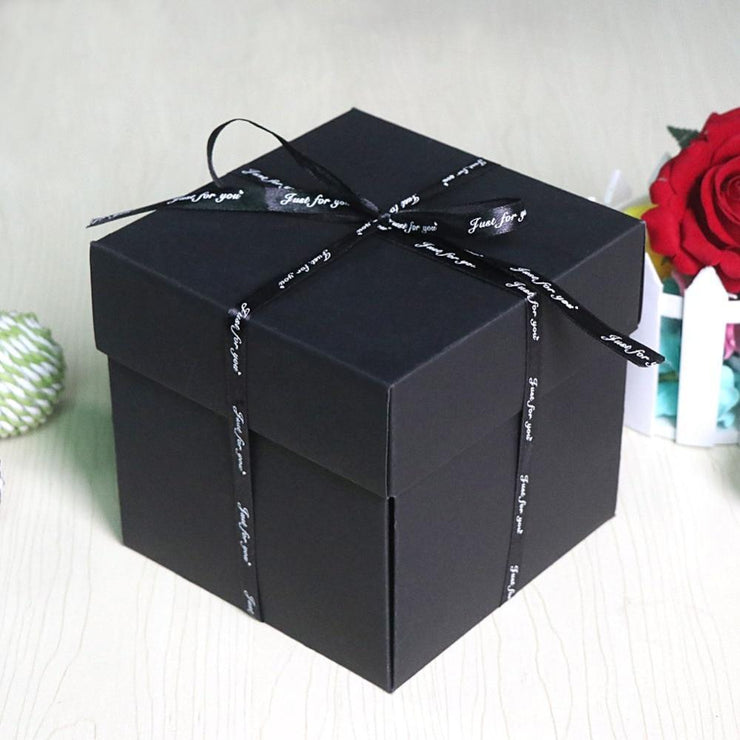 DIY Gift Box with Accessories
