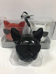 Deep bass bulldog speaker