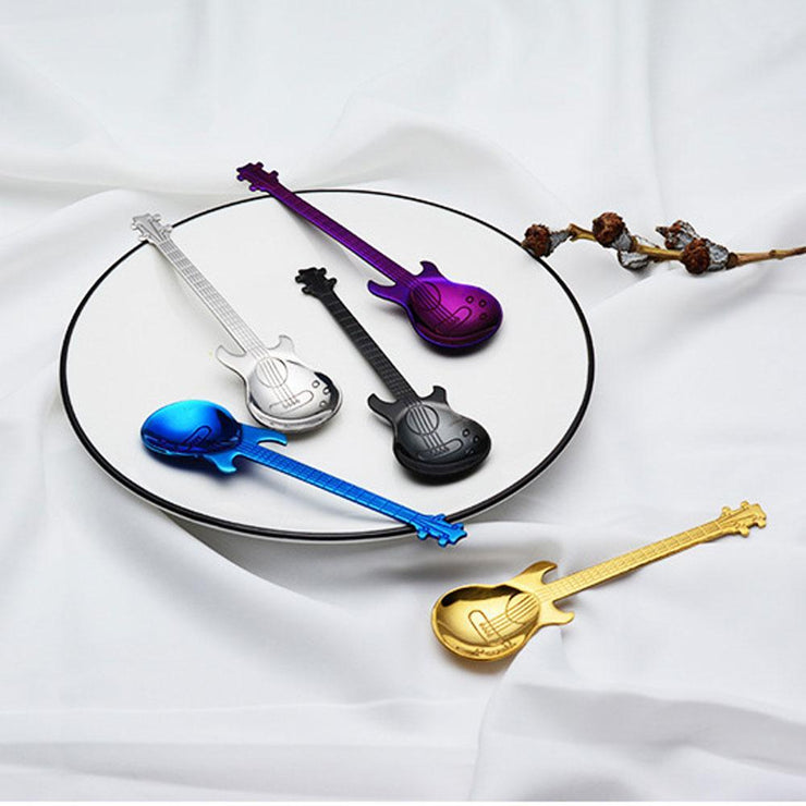 Guitar Spoon (7 pcs)