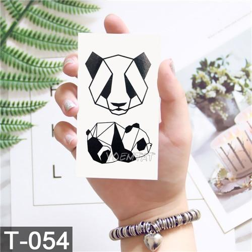 Temporary Tattoo Sticker - Art New Design