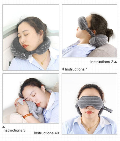 Travel Mask & Pillow