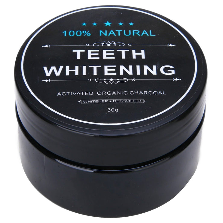 Carbon Coco Natural Organic Teeth Whitening