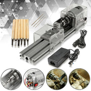Woodworking Lathe Polishing Drill