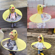 Kids Duck Raincoat