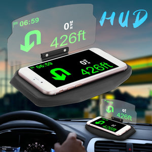 Projector HUD Display - Universal Phone Holder