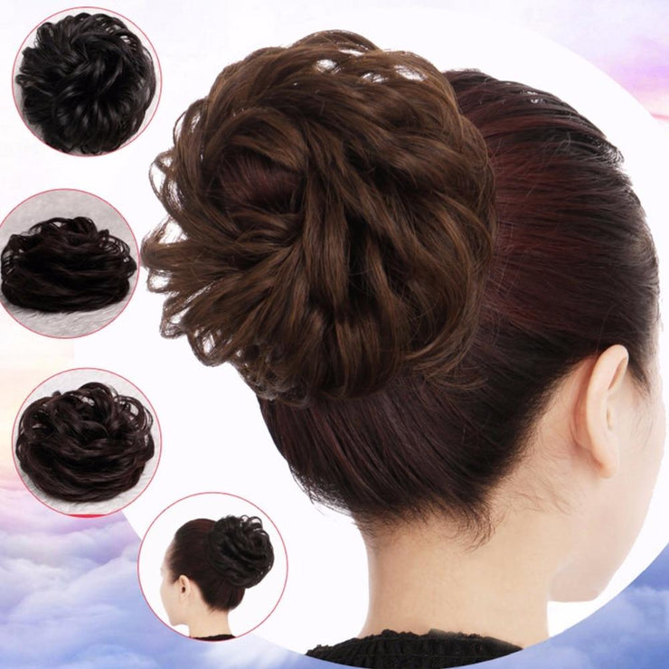 Stylish Hair Scrunchies