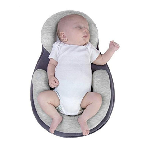 SleepWell Crib Safe Portable Baby  Bed