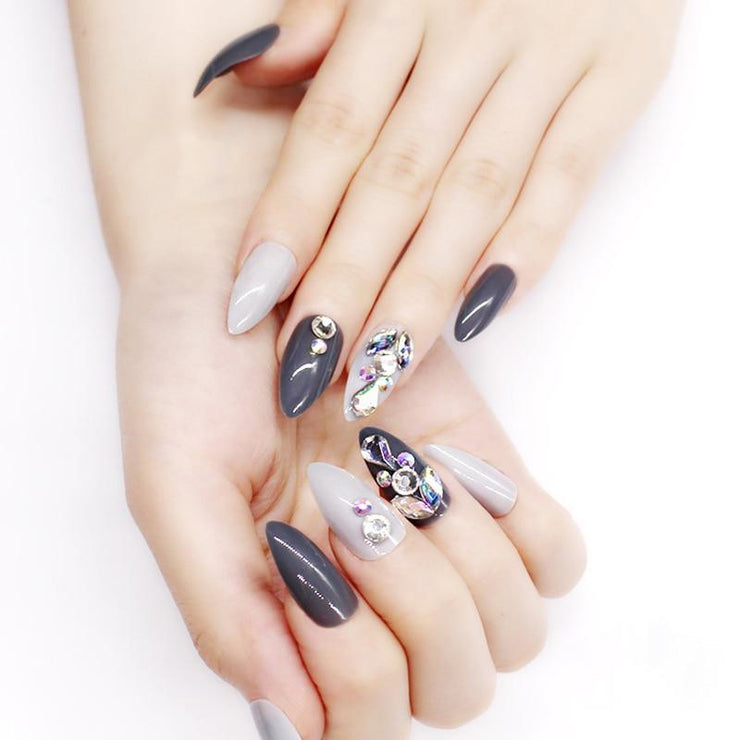 Stiletto Nails 24 Pcs