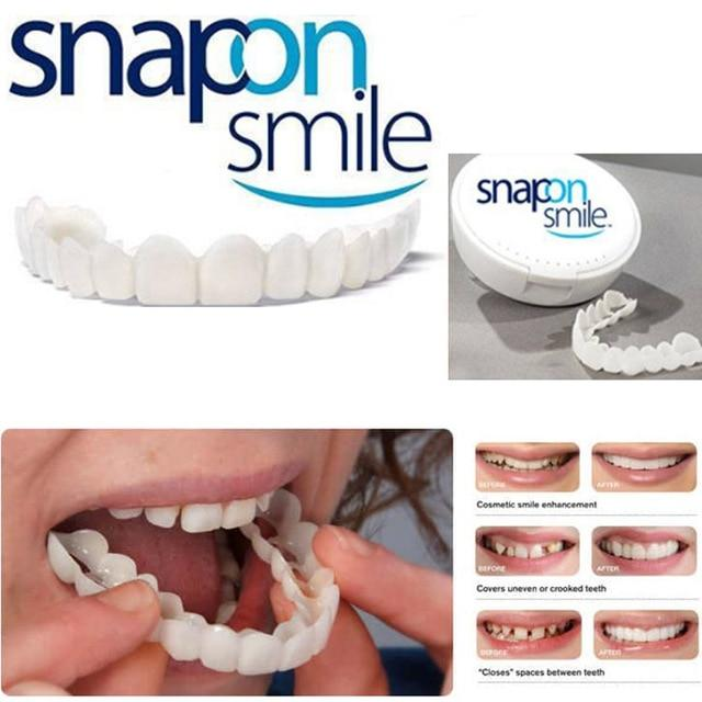 MAGIC TEETH BRACE (SET/Upper & Lower)