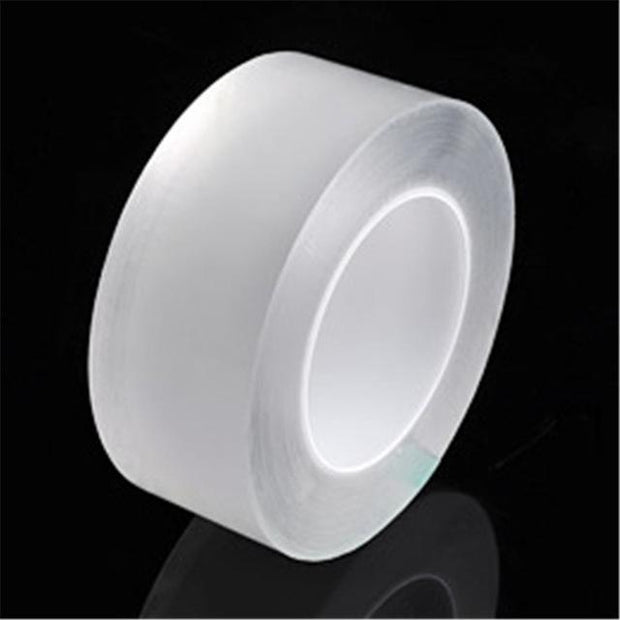Nano - Adhesive Residue-Free Transparent Tape Roll