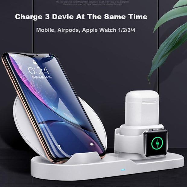 3 In 1 Smart Charger