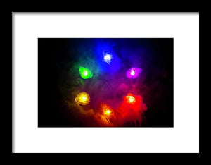 Infinity Stones Poster - Style 4 - Framed Print
