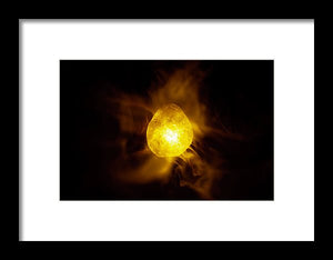 Mind - Infinity Stone Poster - Style 1 - Framed Print