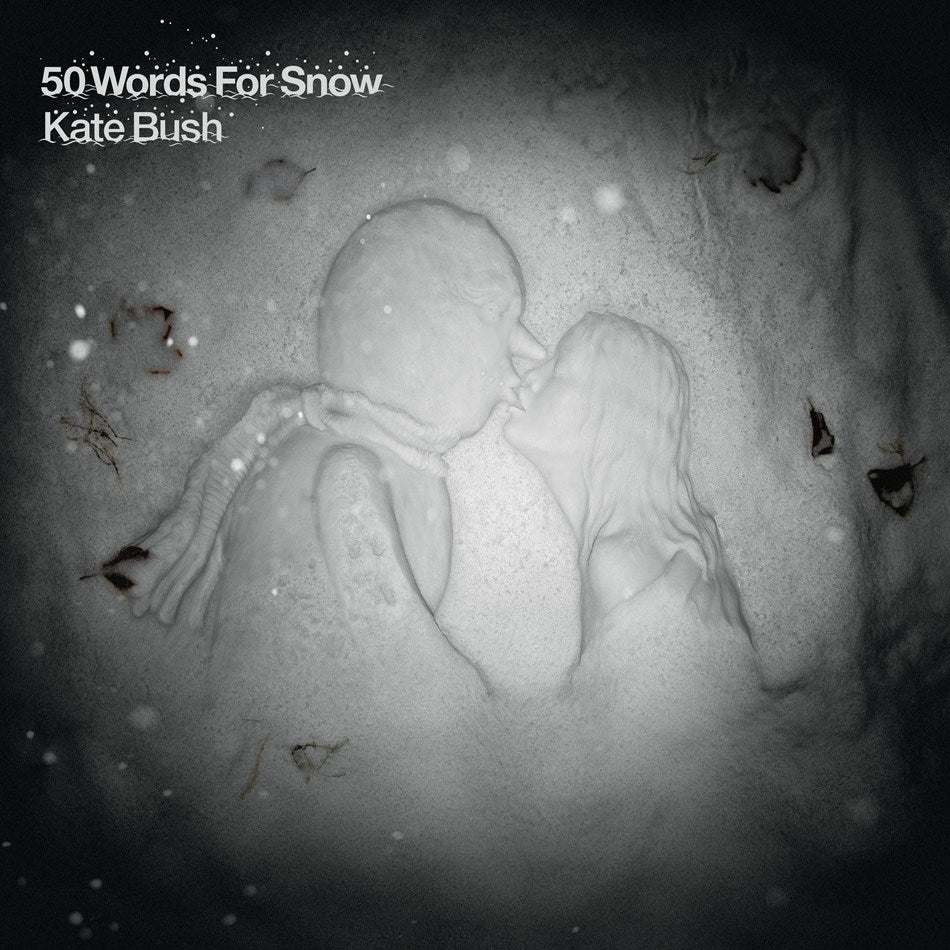 '50 Words for Snow' CD (Remastered Edition)