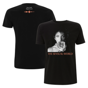 'Sensual World' T-Shirt (Black)