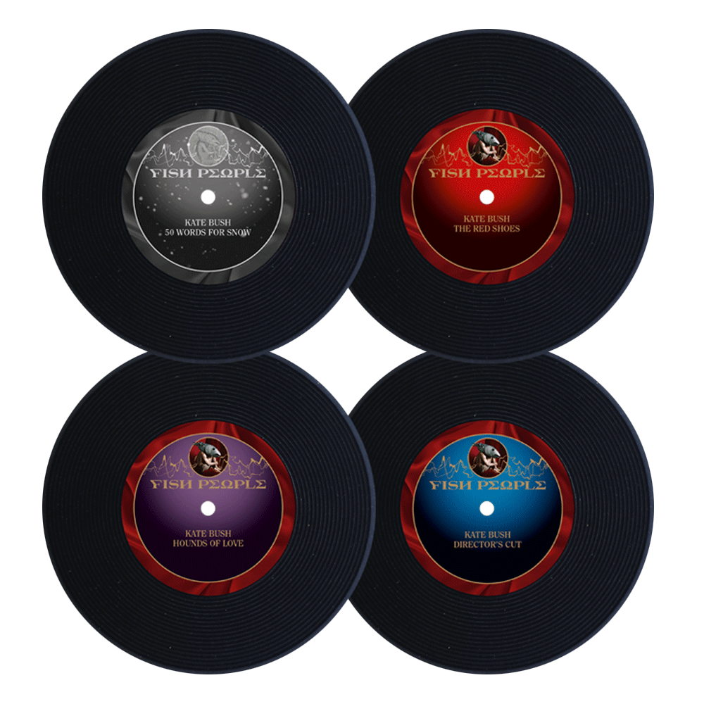 'Remastered' Coaster Set