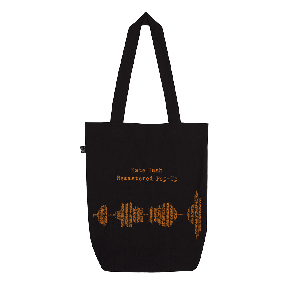 'Remastered' Tote Bag (Black)